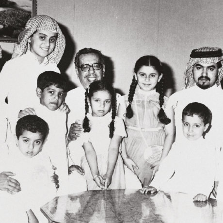 « أجمل وأمتع أوقاتي التي أقضيها مع أولادي وأحفادي » محمد السبيعي